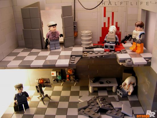 Lego Half-Life 2