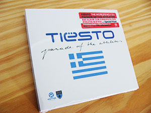 Tiësto » Parade of the Athletes