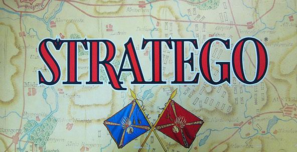 Brettspiel: Stratego