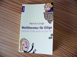Henrik Lange » Weltliteratur für Eilige